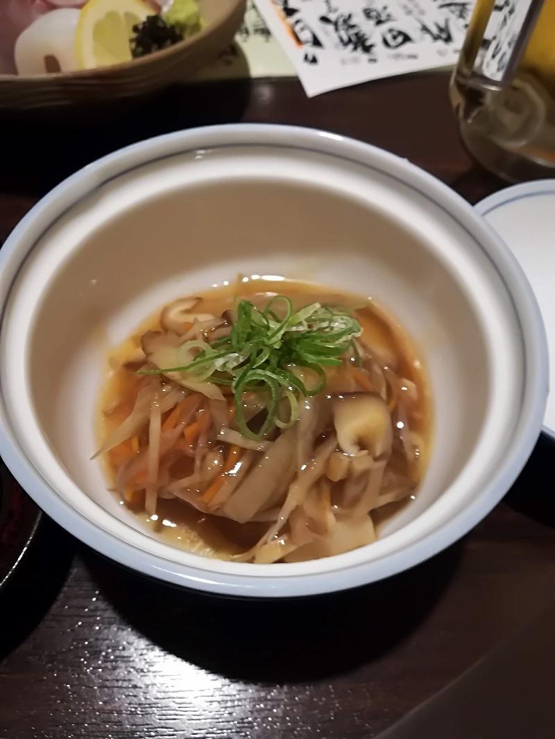 和菜 いぶき(岡山県岡山市)-Vol7 コース料理(2019年忘年会)